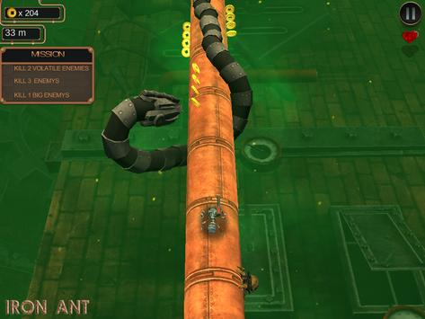 Iron Ant-Robot Ant Fire & Shoot in Insect World screenshot 5
