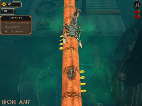 Iron Ant-Robot Ant Fire & Shoot in Insect World screenshot 8