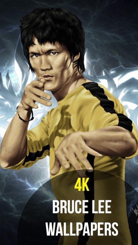 Bruce Lee Wallpapers HD 4K poster Bruce Lee Wallpapers HD 4K screenshot 1 ...