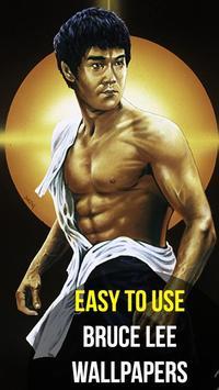 Bruce Lee Wallpapers HD 4K screenshot 2