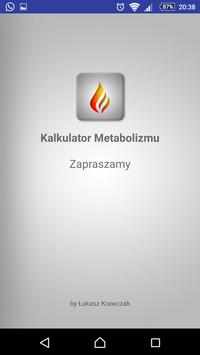 Kalkulator Metabolizmu apk screenshot