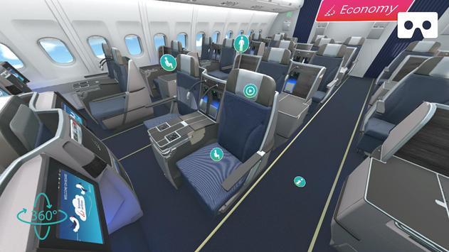 Brussels Airlines VR screenshot 1