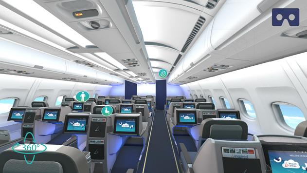 VR Brussels Airlines screenshot 2