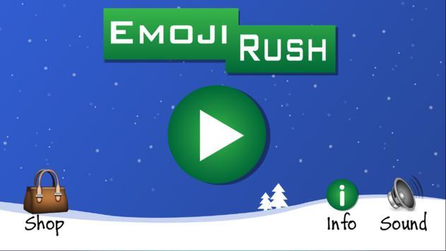 Emoji Rush poster