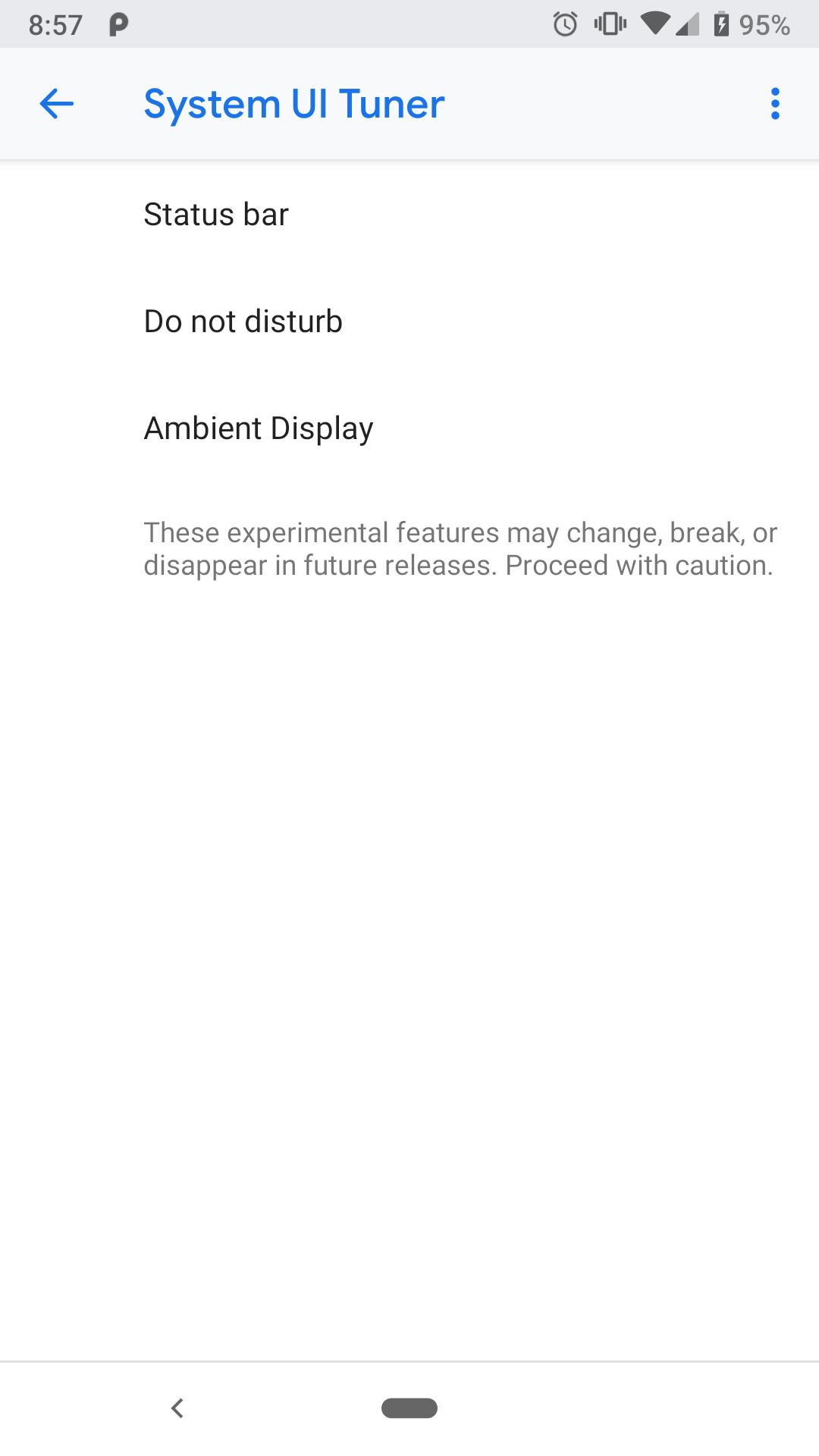 System UI Tuner for Android - APK Download