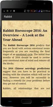Chinese Zodiac Horoscope screenshot 4