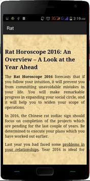 Chinese Zodiac Horoscope screenshot 5
