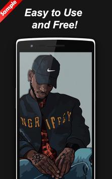 Bryson Tiller Wallpapers Art HD - Zaeni screenshot 3