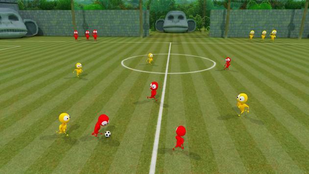 Kids Soccer League Striker: Play Football 2018 screenshot 2