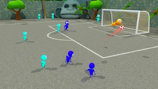 Kids Soccer League Striker: Play Football 2018 screenshot 3