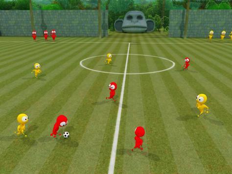 Kids Soccer League Striker: Play Football 2018 screenshot 5
