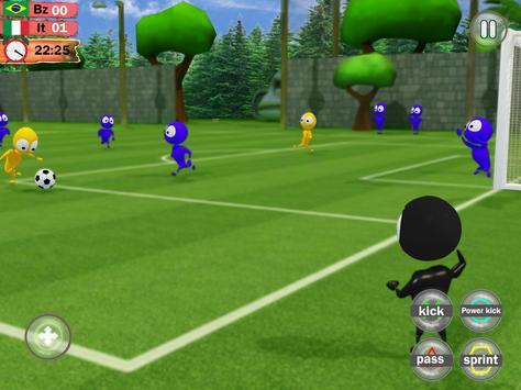Kids Soccer League Striker: Play Football 2018 screenshot 6