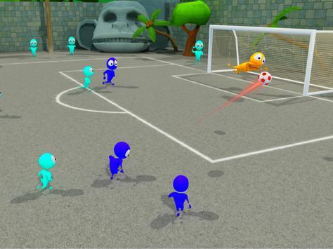 Kids Soccer League Striker: Play Football 2018 screenshot 9