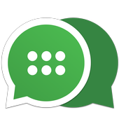 Delta BBM tema WhatsApp 2017 icon