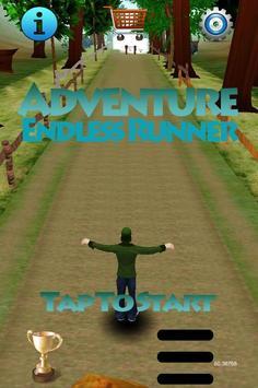 Adventure Runner poster