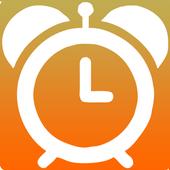রাইট টাইম Xtreme bangla alarm icon