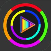 Color Switch 3D Twist icon