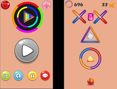 Color Switch 3D Twist screenshot 1