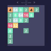 2048 Smart puzzle icon