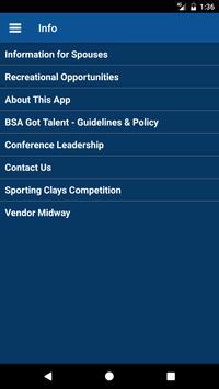 BSA Link screenshot 2