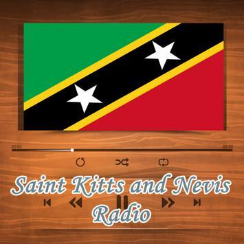 Saint Kitts and Nevis Radio poster