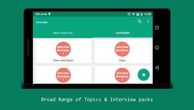 Java Tutorial & Interview Kit screenshot 5