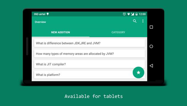 Java Tutorial & Interview Kit screenshot 6