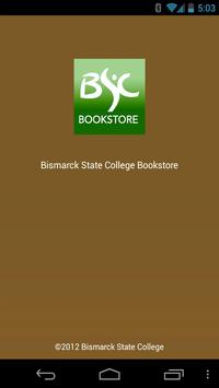 BSC Bookstore poster