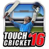 Touch Cricket T20 World Cup 16 icon
