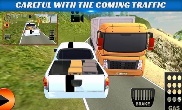 Truck Driver Transport offroad screenshot 6