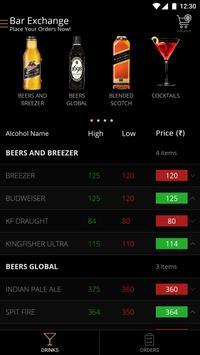 Bar Exchange screenshot 3