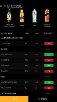 Bar Exchange - Hyderabad apk screenshot