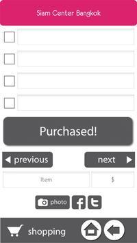 BTS Shopping screenshot 2