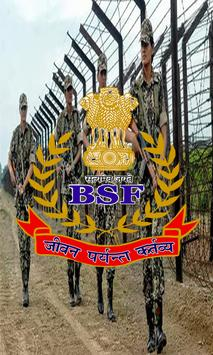 BSF PAY&GPF poster