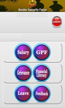 BSF PAY&GPF screenshot 2