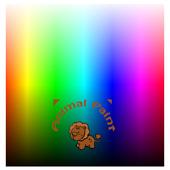 Kids Paint - Animal icon