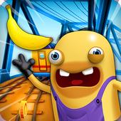 Subway Banana Rush 3D icon