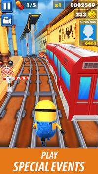 Subway Banana Rush 3D screenshot 5