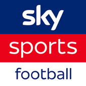 Sky Sports Live Football Score Centre icon