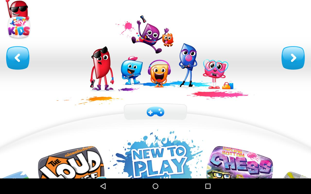 Sky kids apk baixar gr tis entretenimento aplicativo - Can you get sky box office on sky go ...