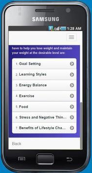 WeighLess screenshot 1