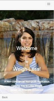 WeighLess screenshot 3