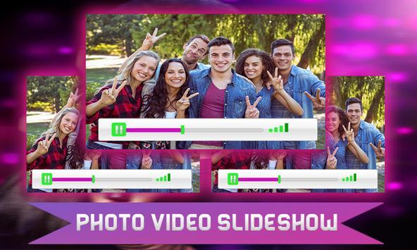PHOTO VIDEO SLIDESHOW PRO 2017 poster