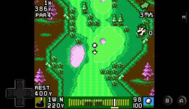 A.D - Gameboy Color Emulator screenshot 3