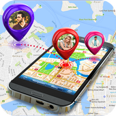 Mobile Number Location Tracker : Live Location icon
