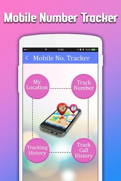 Mobile Number Location Tracker : Live Location poster