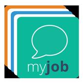 Myjob icon