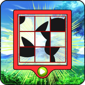 Jigsaw Puzzle for Pokemon icon