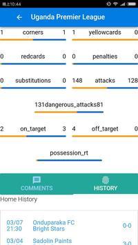 BsportsFan Soccer apk screenshot