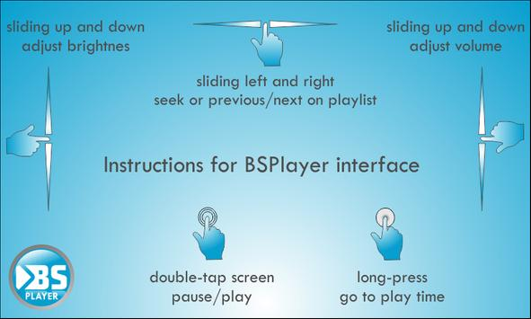 BSPlayer plugin D3 screenshot 1